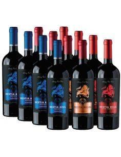 Pack mix 12 Bestias, Carmenere, Bestias Wines