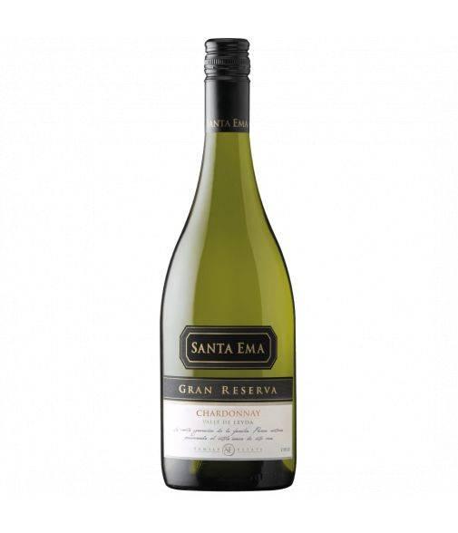 Chardonnay, Gran Reserva, Viña Santa Ema