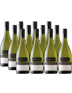 Pack 12 vinos Chardonnay, Gran Reserva, Viña Santa Ema
