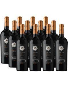 Pack 12 vinos Carignan, Amplus, Premium, Viña Santa Ema