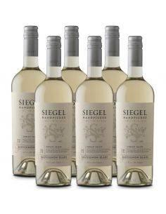 Pack 6 Sauvignon Blanc, Reserva, Handpicked, Siegel