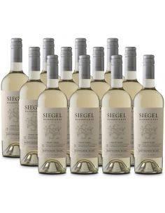 Pack 12 Sauvignon Blanc, Reserva, Handpicked, Siegel