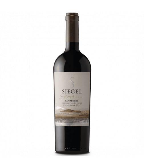 Carmenere Premium, Single Vineyard, Siegel