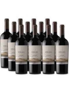 Pack 12 Carmenere Premium, Single Vineyard, Siegel