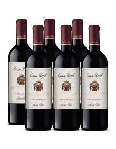Pack 6 Cabernet Sauvignon, Premium, Casa Real, Viña Santa Rita