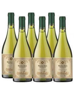 Pack 6 Sauvignon Blanc Gran Reserva, Medalla Real, Santa Rita