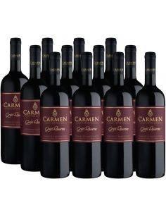 Pack 12 Cabernet Sauvignon, Gran Reserva, Carmen