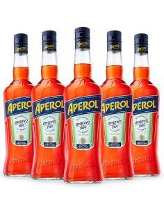 Pack 6 Aperol Licor Aperitivo Cóctel