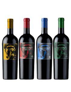 4 Vinos Caballo Loco Pack Mix