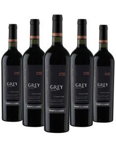 Pack 6 Grey Carmenere, Premium, Viña      Ventisquero
