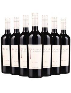 Pack 12 vinos Malbec, Reserva, Viña Altamana, Valle del Maule