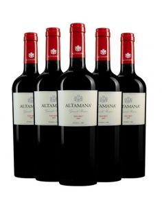 Pack 6 vinos Malbec, Grande Reserve, Viña Altamana, Valle del Maule