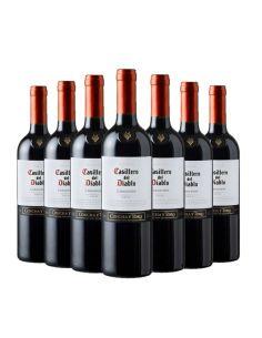 Pack 12 vinos Carmenere, Casillero del Diablo, Reserva, Viña Concha y Toro