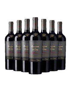 Pack 12 vinos Devil's Collection Red, Viña Concha y Toro