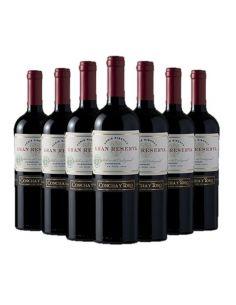 Pack 12 vinos Carmenere,...