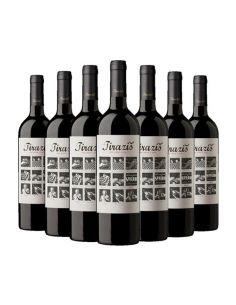 Pack 12 Syrah 2015, Tirazis, Premium, Viña Morandé